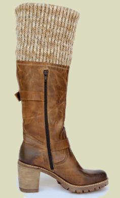 500efc36 botas de cuero para mujer en buenos aires