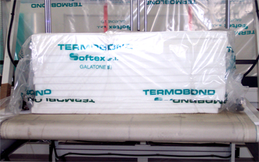 Thermobond for acoustic insulation panels in polyester fiber products made in Italy, Italian polyester products manufacturing for acoustic padding, furniture sofa pads, polyester fibers mattress pad, clothing foam padding manufacturer, polyester fibe foam, thermal and acoustic insulation for civil building applications for the industry, we offer our Engineering research department to meet your industrial requirements, looking for distributors in Asia, Africa, Europe, Middle East and Latin America...