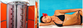 Sweetan manufacturing industry based in Mantova Italy has designed and produces a booth for a perfect tan totally UV FREE process with the Sweetan booth, a natural tanning for all type of skins at not risks, the Sweetan Booth is a made in Italy technology used for salons, spas, hotels, cruisers, and any wellness place. Sweetan it is the only tanning booth in the worldwide market UV FREE process designed and patented using INFRARED lamps for it's natural SAUNA process. UV FREE tanning avoing cancer providing wellness and business for Spas, Esthetic centers, hotels, salon... We are looking for worldwide distributors